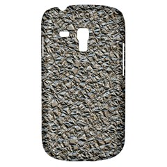 Jagged Stone Silver Galaxy S3 Mini