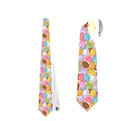 Macarons Necktie (two Sided)