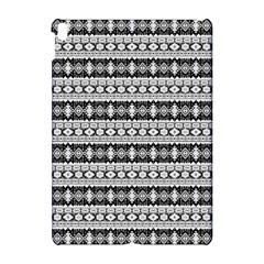 Fancy Tribal Border Pattern 17b Apple Ipad Pro 10 5   Hardshell Case