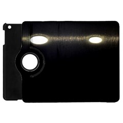 Black Lite!  Apple Ipad Mini Flip 360 Case