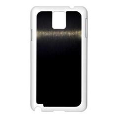 Black Lite!  Samsung Galaxy Note 3 N9005 Case (white)