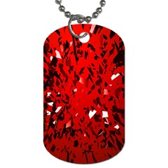 U Broke My Heart Dog Tag (two Sides)