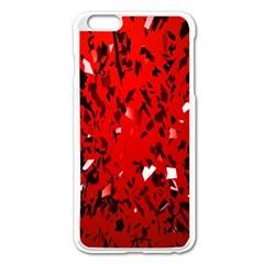 U Broke My Heart Apple Iphone 6 Plus/6s Plus Enamel White Case