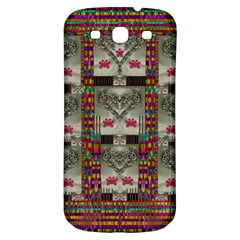 Wings Of Love In Peace And Freedom Samsung Galaxy S3 S Iii Classic Hardshell Back Case