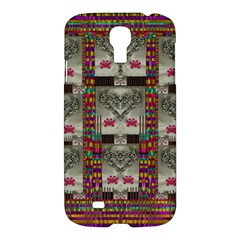 Wings Of Love In Peace And Freedom Samsung Galaxy S4 I9500/i9505 Hardshell Case