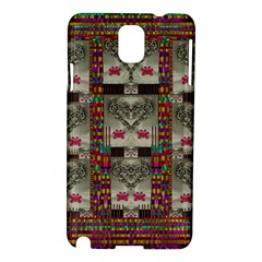 Wings Of Love In Peace And Freedom Samsung Galaxy Note 3 N9005 Hardshell Case