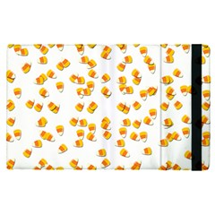 Candy Corn Apple Ipad Pro 9 7   Flip Case