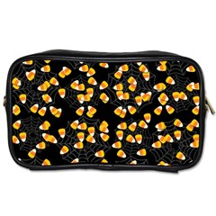 Candy Corn Toiletries Bags 2 Side