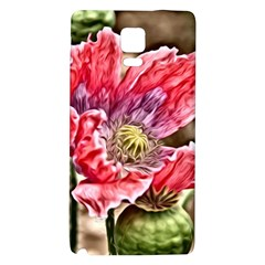 Dreamy Floral 5 Galaxy Note 4 Back Case