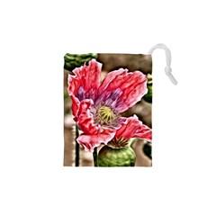 Dreamy Floral 5 Drawstring Pouches (xs)