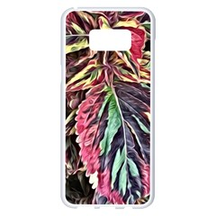Dreamy Floral 7 Samsung Galaxy S8 Plus White Seamless Case
