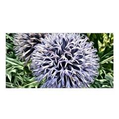 Dreamy Floral 6 Satin Shawl