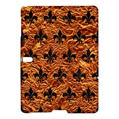 Royal1 Black Marble & Copper Foil Samsung Galaxy Tab S (10 5 ) Hardshell Case