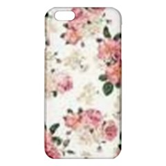 Pink And White Flowers  Iphone 6 Plus/6s Plus Tpu Case