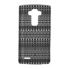 Aztec Influence Pattern Lg G4 Hardshell Case