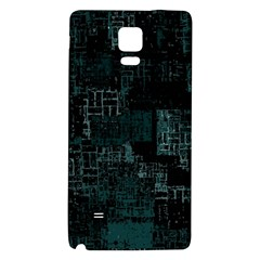 Abstract Art Galaxy Note 4 Back Case