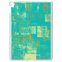 Abstract Art Apple Ipad Pro 9 7   White Seamless Case
