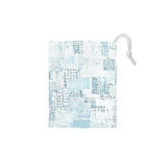 Abstract Art Drawstring Pouches (xs)