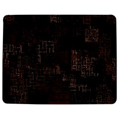 Abstract Art Jigsaw Puzzle Photo Stand (rectangular)