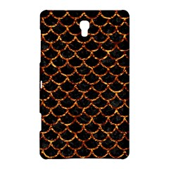 Scales1 Black Marble & Copper Foil Samsung Galaxy Tab S (8 4 ) Hardshell Case