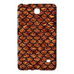 Scales1 Black Marble & Copper Foil (r) Samsung Galaxy Tab 4 (8 ) Hardshell Case