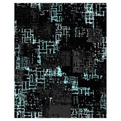 Abstract Art Drawstring Bag (small)