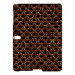 Scales2 Black Marble & Copper Foilscales2 Black Marble & Copper Foil Samsung Galaxy Tab S (10 5 ) Hardshell Case