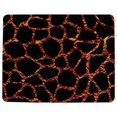 Skin1 Black Marble & Copper Foil (r) Jigsaw Puzzle Photo Stand (rectangular)