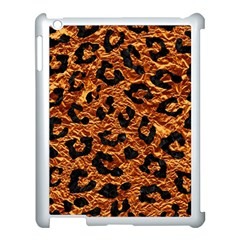 Skin5 Black Marble & Copper Foil Apple Ipad 3/4 Case (white)