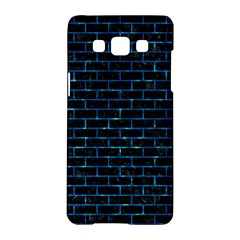 Brick1 Black Marble & Deep Blue Water Samsung Galaxy A5 Hardshell Case