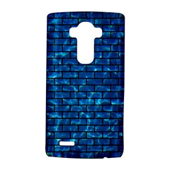 Brick1 Black Marble & Deep Blue Water (r) Lg G4 Hardshell Case
