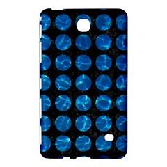 Circles1 Black Marble & Deep Blue Water Samsung Galaxy Tab 4 (8 ) Hardshell Case