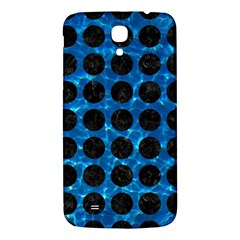 Circles1 Black Marble & Deep Blue Water (r) Samsung Galaxy Mega I9200 Hardshell Back Case