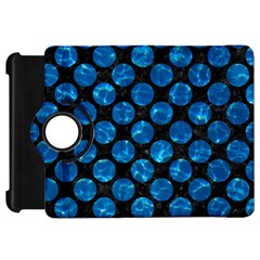 Circles2 Black Marble & Deep Blue Water Kindle Fire Hd 7