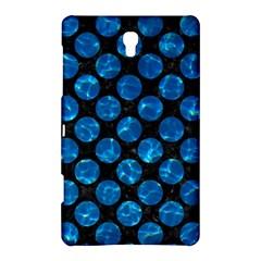 Circles2 Black Marble & Deep Blue Water Samsung Galaxy Tab S (8 4 ) Hardshell Case