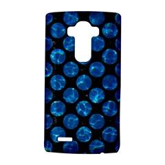 Circles2 Black Marble & Deep Blue Water Lg G4 Hardshell Case