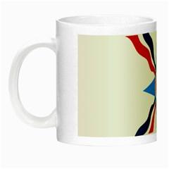 Assyrian Flag  Night Luminous Mugs