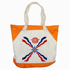 Assyrian Flag  Accent Tote Bag
