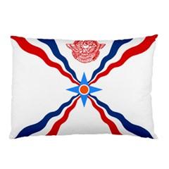Assyrian Flag  Pillow Case