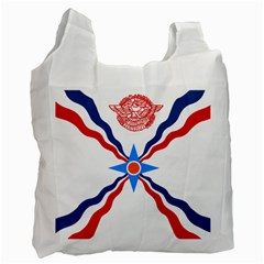 Assyrian Flag  Recycle Bag (one Side)