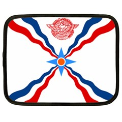 Assyrian Flag  Netbook Case (xl)