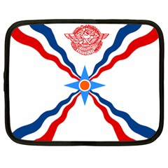 Assyrian Flag  Netbook Case (xxl)