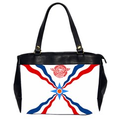 Assyrian Flag  Office Handbags (2 Sides)