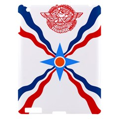 Assyrian Flag  Apple Ipad 3/4 Hardshell Case