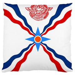 Assyrian Flag  Large Cushion Case (two Sides)