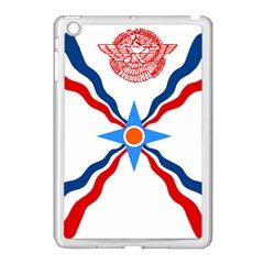 Assyrian Flag  Apple Ipad Mini Case (white)