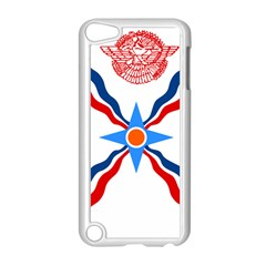 Assyrian Flag  Apple Ipod Touch 5 Case (white)