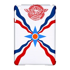 Assyrian Flag  Apple Ipad Mini Hardshell Case (compatible With Smart Cover)