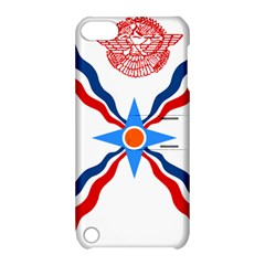 Assyrian Flag  Apple Ipod Touch 5 Hardshell Case With Stand