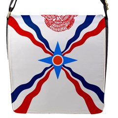 Assyrian Flag  Flap Covers (s)